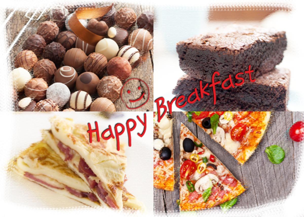 The Big Breakfast Diet! Βrownies, σοκολατάκια κι άλλοι πειρασμοί κάθε μέρα για πρωινό και χάνεις 14 κιλά | Newsit.gr