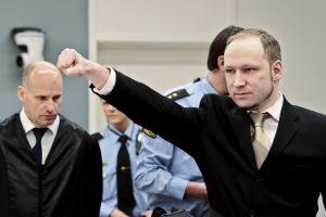 Απέρριψαν προσφυγή του Μπρέιβικ για τις «απάνθρωπες» συνθήκες κράτησής του