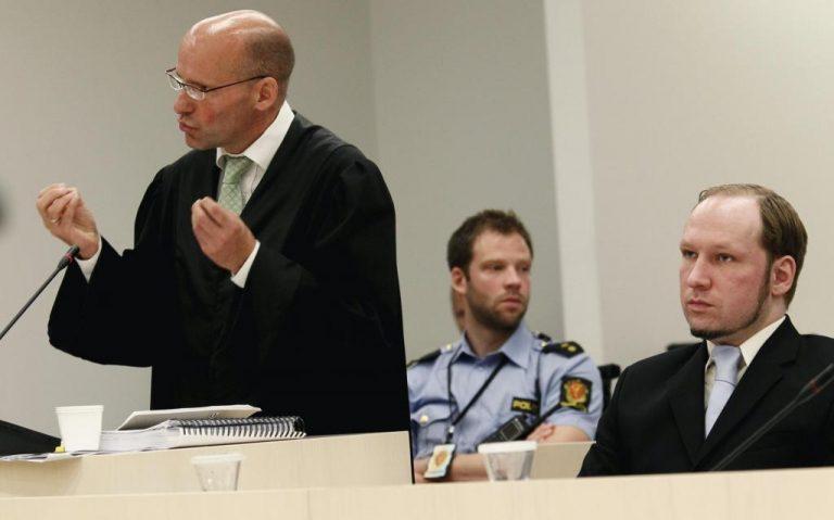 «Κυνικός τρομοκράτης ο Μπρέιβικ» είπε ο δικηγόρος του | Newsit.gr
