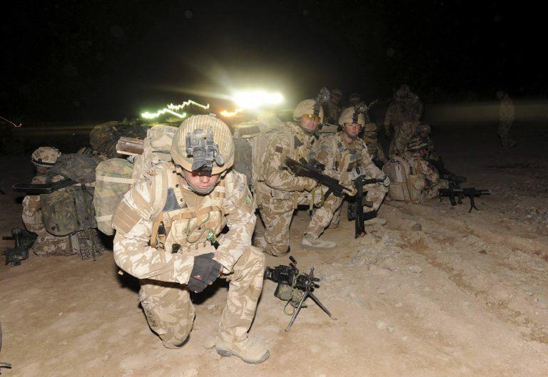 Δύο Βρετανοί στρατιώτες σκοτώθηκαν στο Αφγανιστάν   Newsit.gr