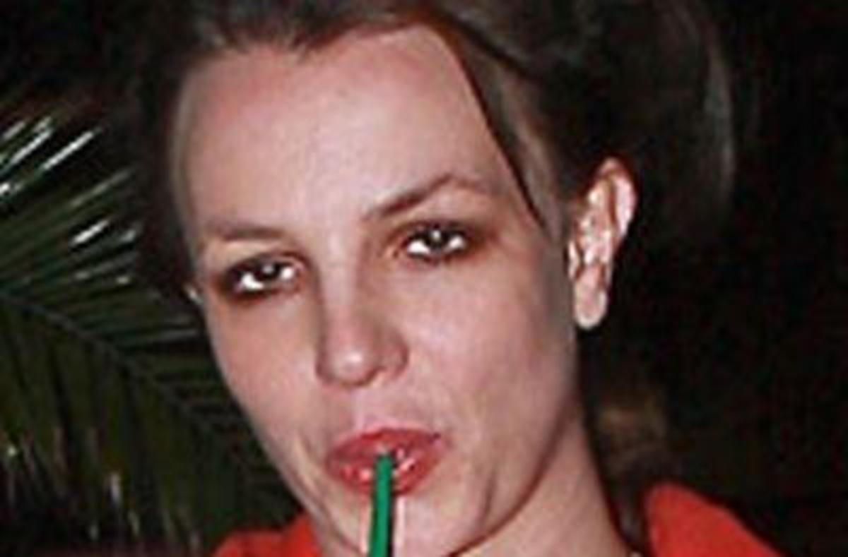 Aκόμη μία άσχημη φωτογραφία της Britney Spears!   Newsit.gr