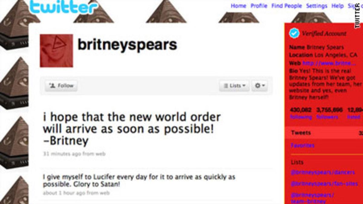 Η Britney «σατανίστρια» | Newsit.gr