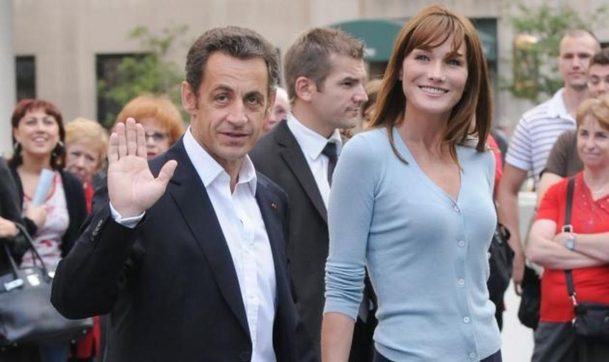 C. Bruni: Είναι ξανά έγκυος στα 44 χρόνια της!   Newsit.gr