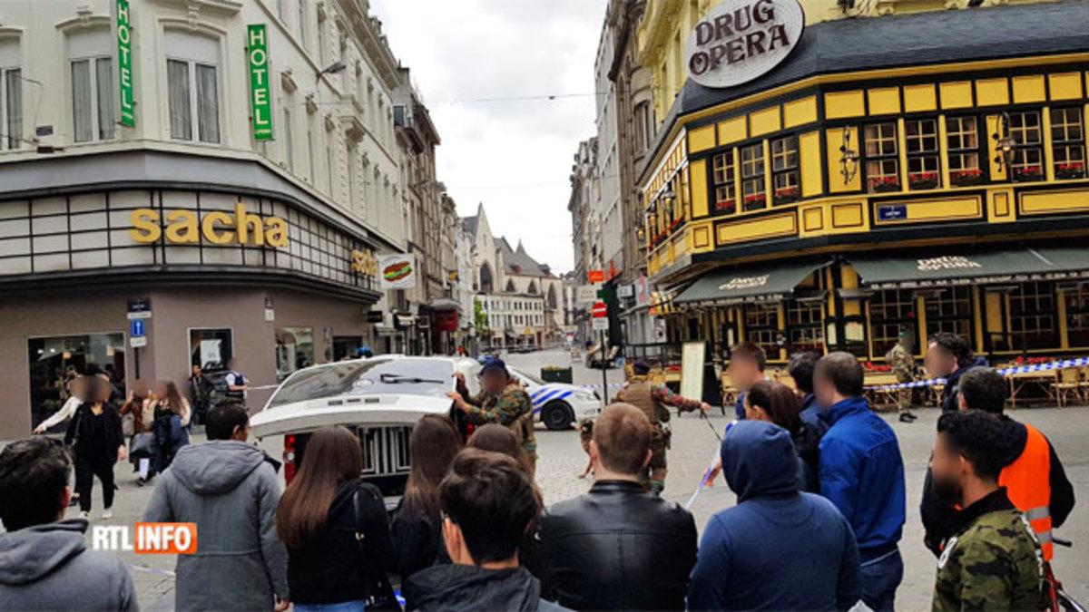 Συναγερμός με ύποπτο δέμα στο κέντρο των Βρυξελλών! | Newsit.gr