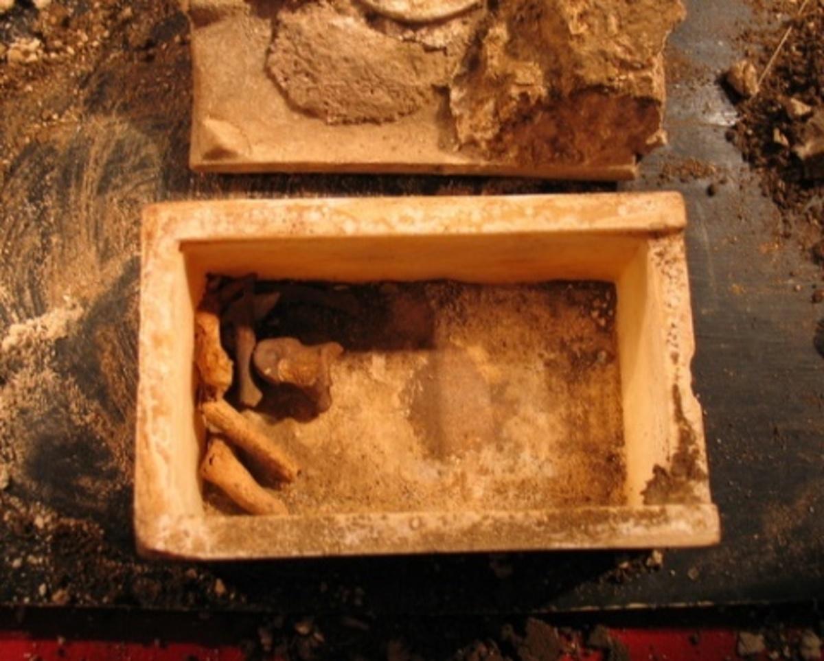 Έκλεψαν λείψανα του Αγ.Ιωάννη του Βαπτιστή   Newsit.gr