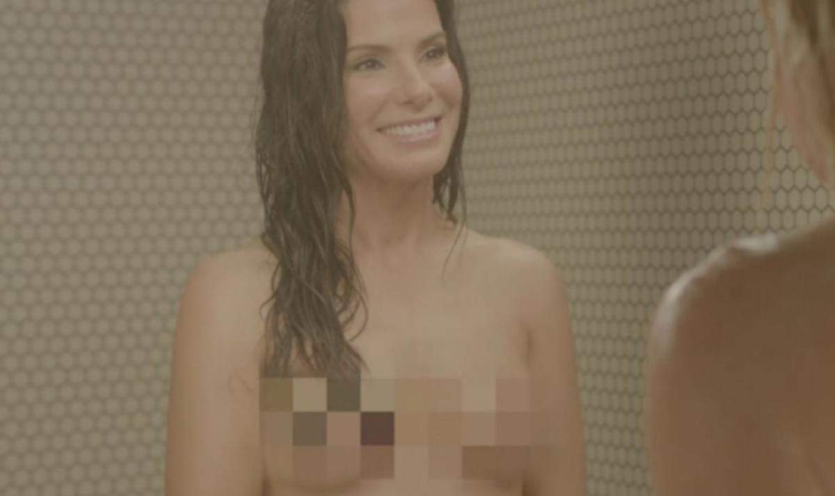 Η Sandra Bullock γυμνή στο ντουζ με την Chelsea Handler! Φωτογραφίες | Newsit.gr