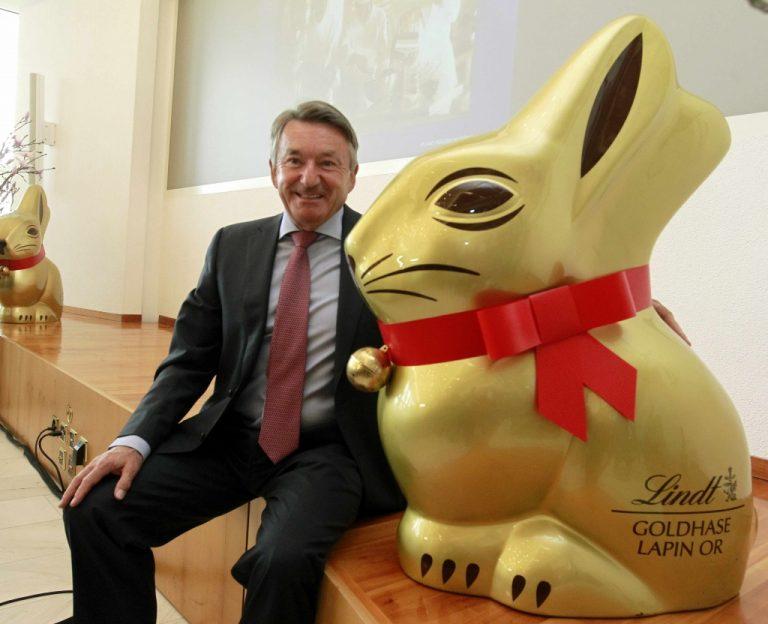 Το χρυσό πασχαλινό λαγουδάκι είναι… της Lindt | Newsit.gr