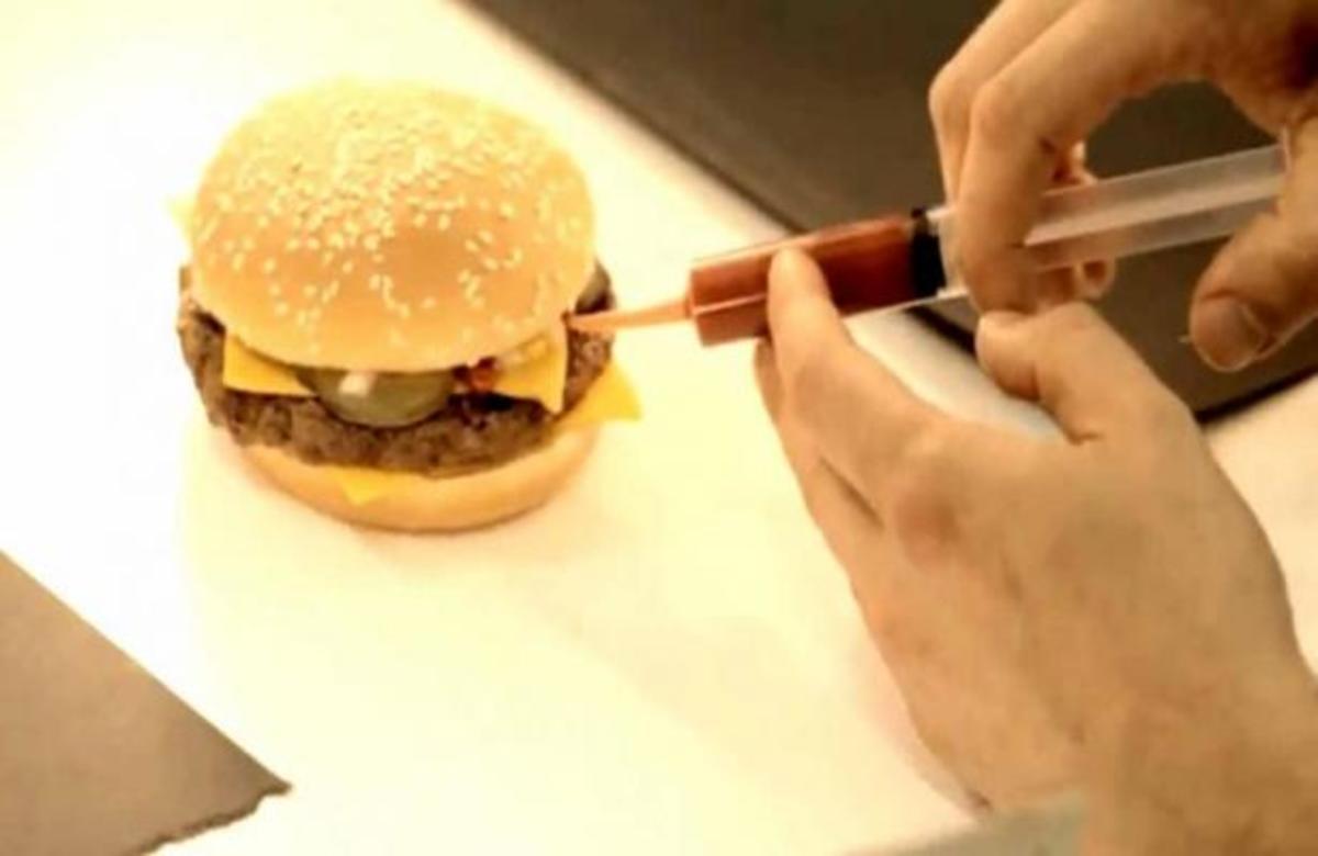 ΔΕΙΤΕ τα παρασκήνια της φωτογράφισης ενός burger! | Newsit.gr