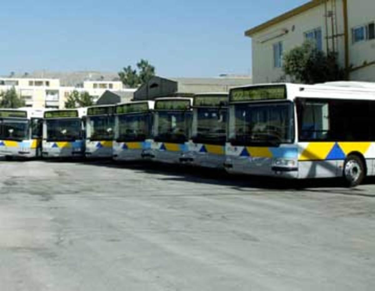 Στάση εργασίας την Δευτέρα στα λεωφορεία | Newsit.gr