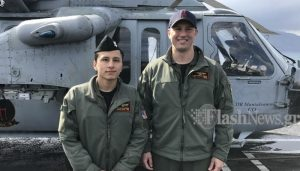 Μέσα στο αμερικανικό αεροπλανοφόρο – Γνωρίστε τους Έλληνες του πληρώματος [pics, vids]
