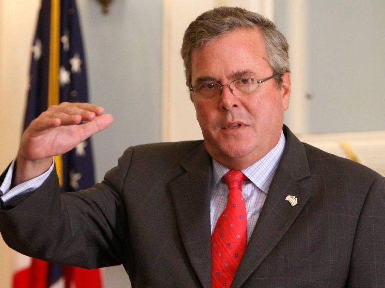 Ο Μπους υποψήφιος με τους ρεπουμπλικάνους; | Newsit.gr
