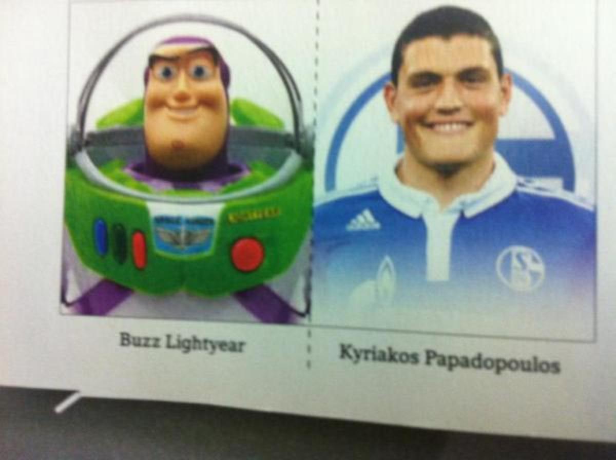 Τι σχέση έχει ο Κυριάκος Παπαδόπουλος με τον Buzz Lightyear; | Newsit.gr