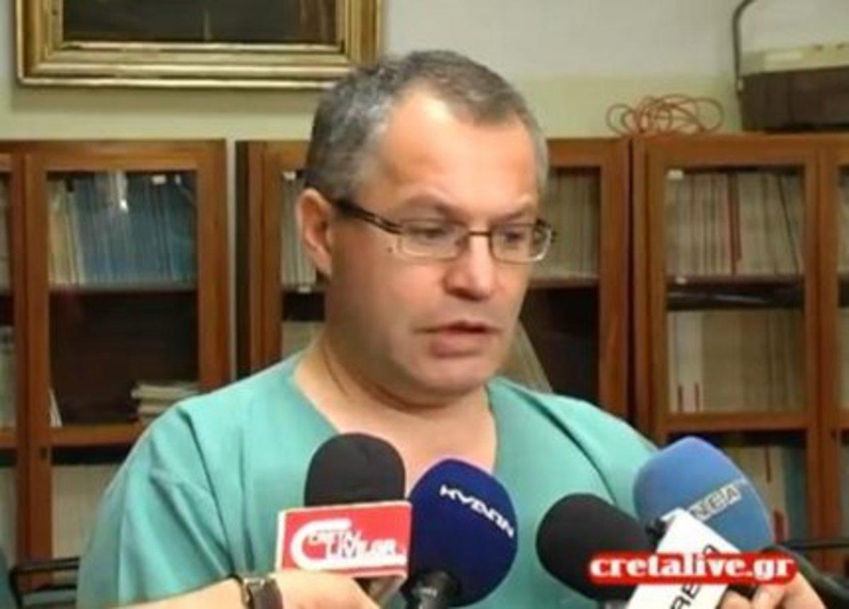 Κρήτη: Σακάτεψαν τον πρόεδρο του Ιατρικού Συλλόγου Ηρακλείου, σε πάρκινγκ!   Newsit.gr