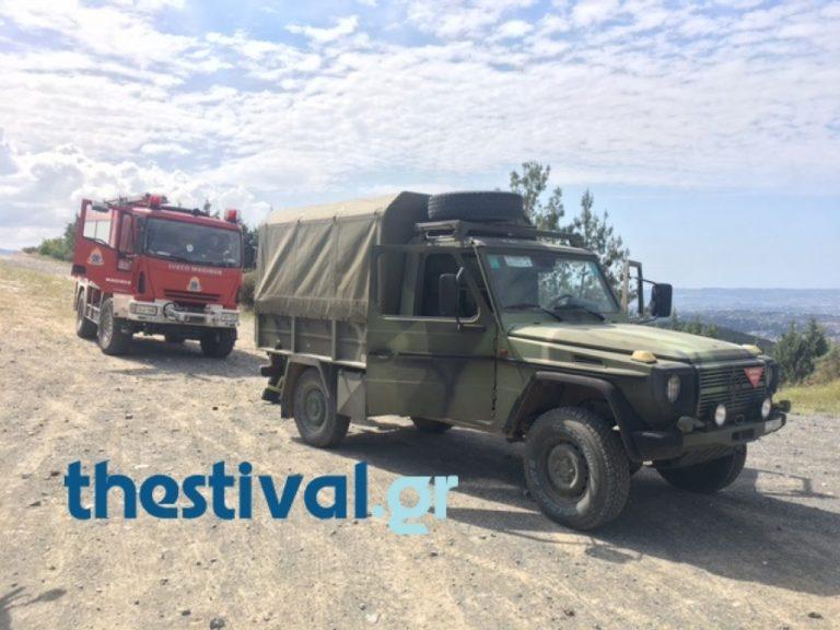 Θεσσαλονίκη: Στο πεδίο βολής του Ασκού το στρατιωτικό βλήμα που βρέθηκε στο Σέιχ Σου [vid] | Newsit.gr