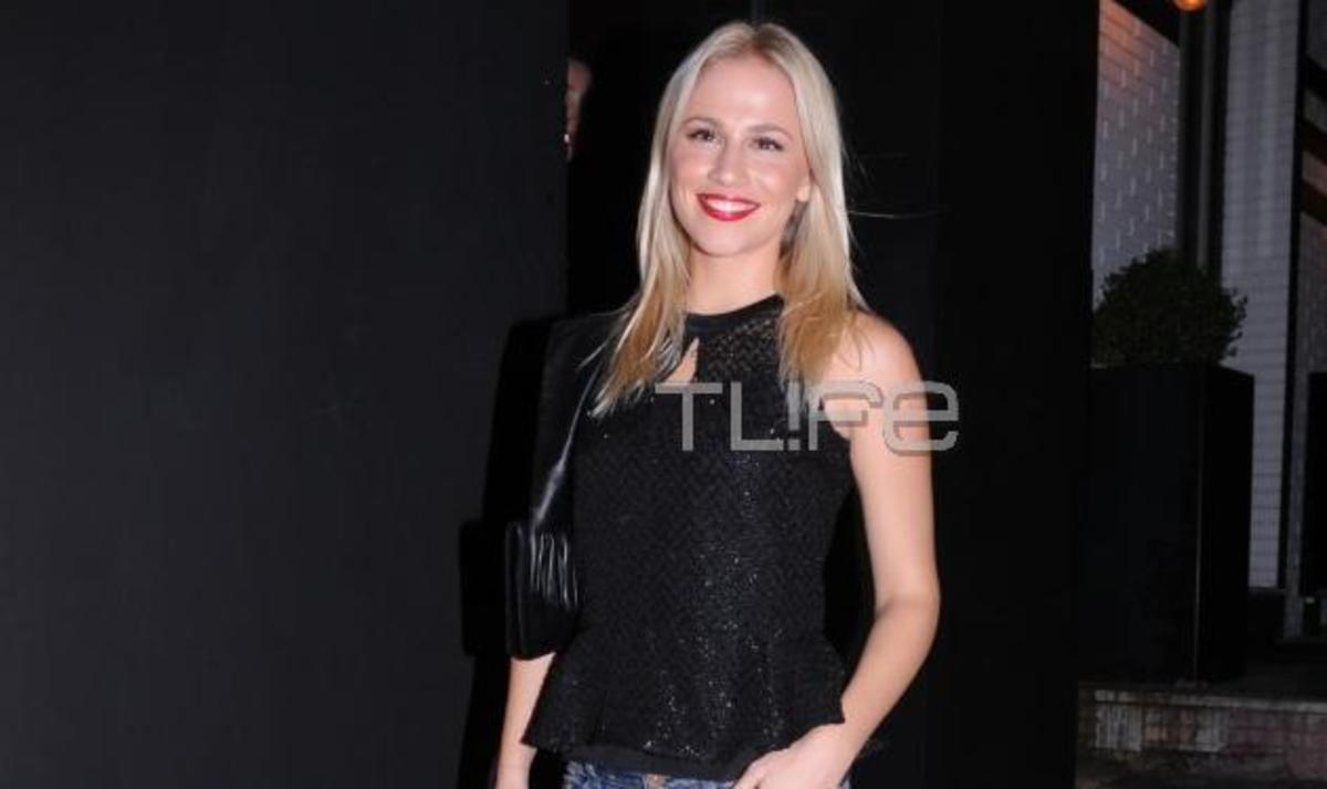Ν. Μπουλέ, Ε. Κοκκίνου και άλλες celebrities διασκέδασαν στο Cabaret! Φωτογραφίες | Newsit.gr