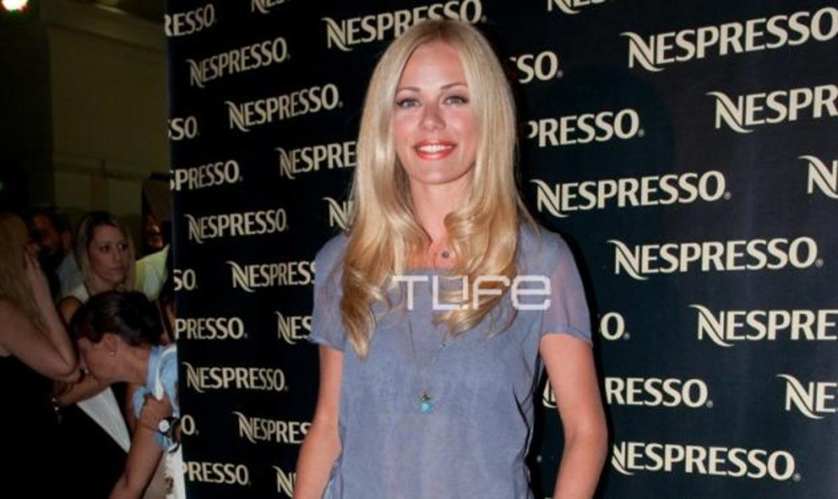 Ζ. Μακρυπούλια: Με ποιους celebrities ήπιε… Nespresso χθες; Φωτογραφίες | Newsit.gr