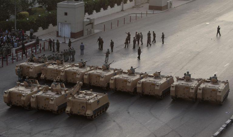 Αίγυπτος: Νέα απαγόρευση της κυκλοφορίας – Προφυλακίστηκαν 300 άνθρωποι | Newsit.gr