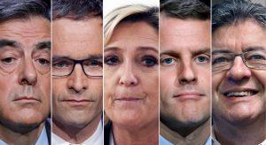 Γαλλία, η ανθρωπογεωγραφία των εκλογών: Οι πλούσιοι Μακρόν, οι εργάτες Λε Πεν, οι ηλικιωμένοι Φιγιόν, οι νέοι Μελανσόν