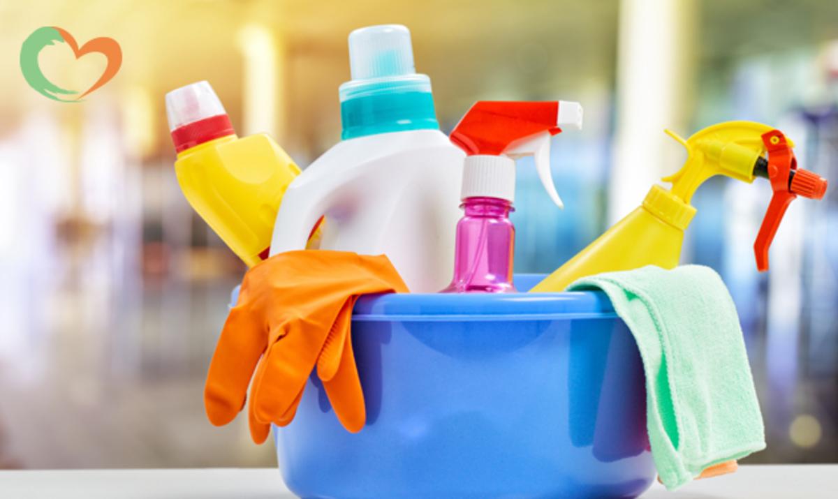 Υπερπροσφορές σε καθαριστικά για το σπίτι χωρίς κόπο!   Newsit.gr
