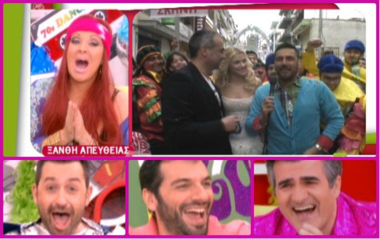 Ο Δήμος Ξάνθης έκανε επίσημη πρόταση στη Ναταλία Γερμανού να γίνει βασίλισσα του καρναβαλιού! | Newsit.gr