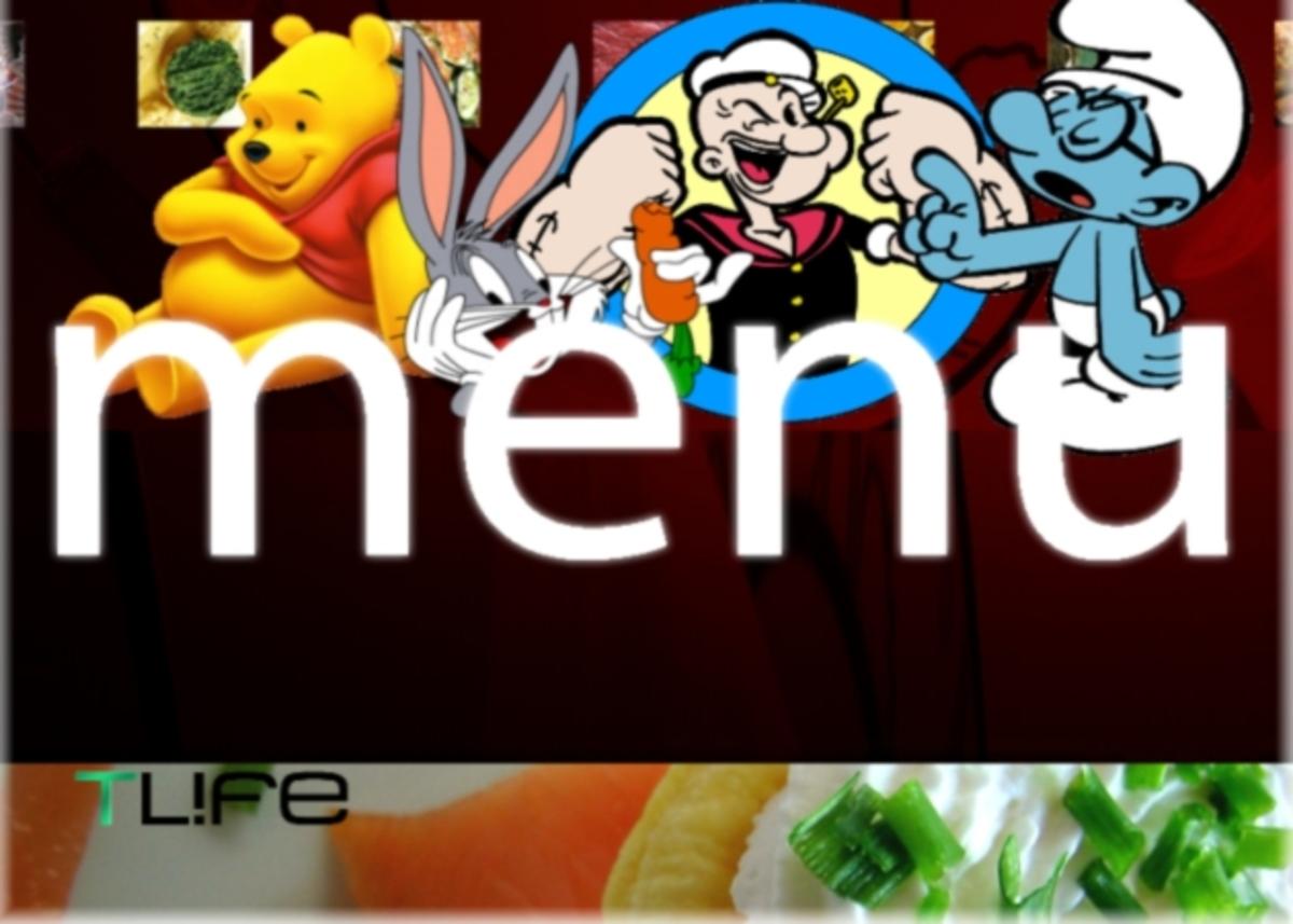 Cartoon και μαγειρική: Οι συνταγές της εβδομάδας μας ταξιδεύουν στην παιδική μας ηλικία!   Newsit.gr