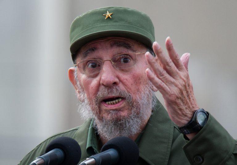 Φιντέλ Καστρο: Η Κούβα δεν πρόκειται ποτέ να εκβιαστεί από τους εχθρούς της | Newsit.gr