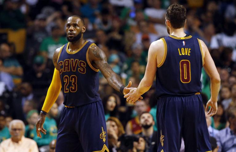 NBA: Δεν συγκρίνονται! Οι Καβαλίερς διέλυσαν τους Σέλτικς [vid] | Newsit.gr