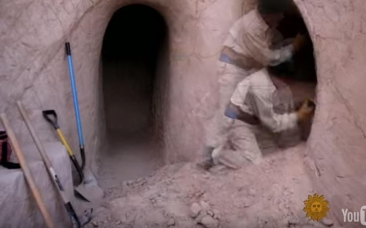 Απομονώθηκε σε μία έρημο και 25 χρόνια αργότερα, βρήκαν αυτό! Απίστευτο!   Newsit.gr