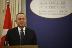 Κυπριακό: Προκλητικός Τσαβούσογλου! «Η Τουρκία θα επεμβαίνει όταν πρέπει»!