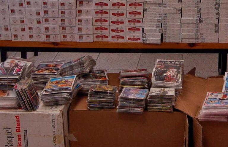 Εύβοια: Δέκα Πακιστανοί με χειροπέδες για πλαστά CD και λαθραία τσιγάρα | Newsit.gr