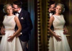Πάτρα: Το νυφικό που έγινε viral – Οι πόζες γαμπρού και νύφης [pics]