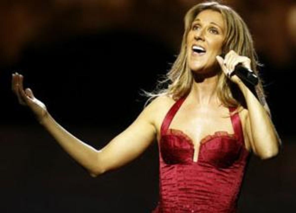 H Celine Dion, αποκλειστικά στην Όπρα, απόψε το βράδυ! | Newsit.gr