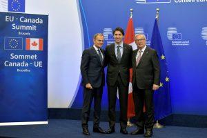 CETA: Υπεγράφη η συμφωνία ελεύθερου εμπορίου ΕΕ – Καναδά
