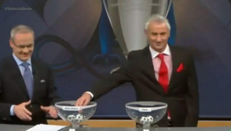 Champions League: Ήταν στημένη η κλήρωση; [vid] | Newsit.gr