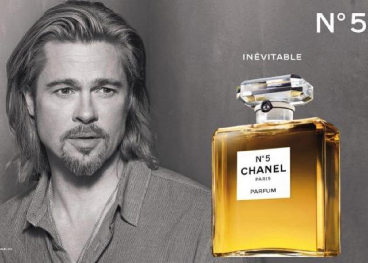 Breaking news! Δες το νέο βίντεο του Brad Pitt για το Chanel no 5! | Newsit.gr