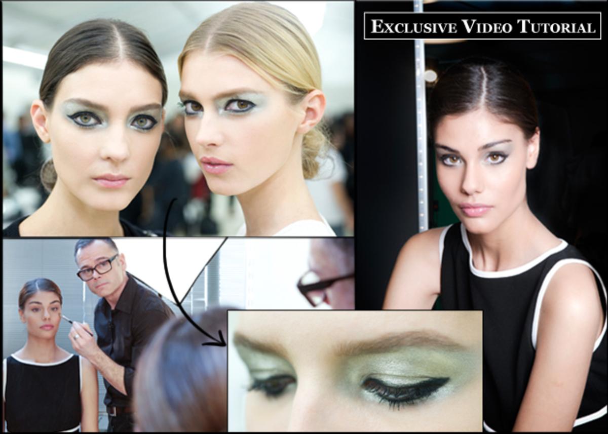 Πώς θα κάνεις το ανοιξιάτικο μακιγιάζ της Chanel μόνη σου! Δες το βίντεο!   Newsit.gr
