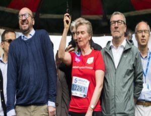 Απίστευτο! Ο Βέλγος πρωθυπουργός «απέκτησε» πρόβλημα ακοής από τον… μαραθώνιο!