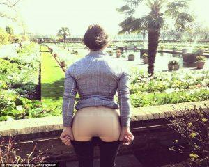 Πω-πώ! Η νέα γυμνή μόδα «ρίχνει» το Instagram! Ακατάλληλες φωτογραφίες