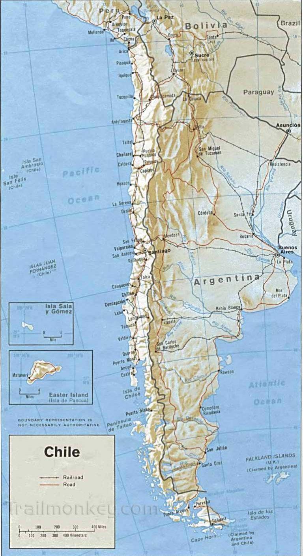 Σεισμός 6,9 βαθμών κοντά στις ακτές της Χιλής | Newsit.gr
