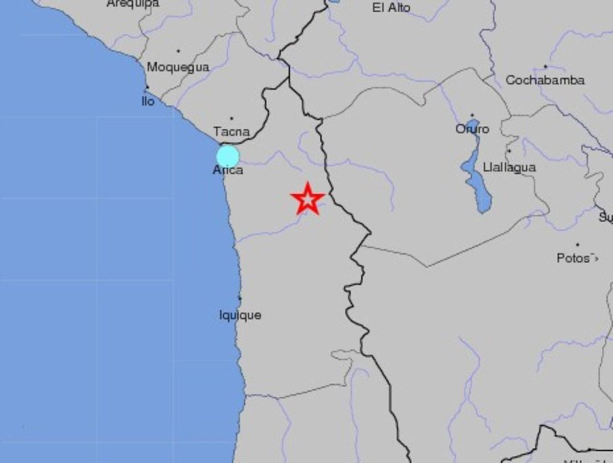5,6 Ρίχτερ στη Χιλή | Newsit.gr