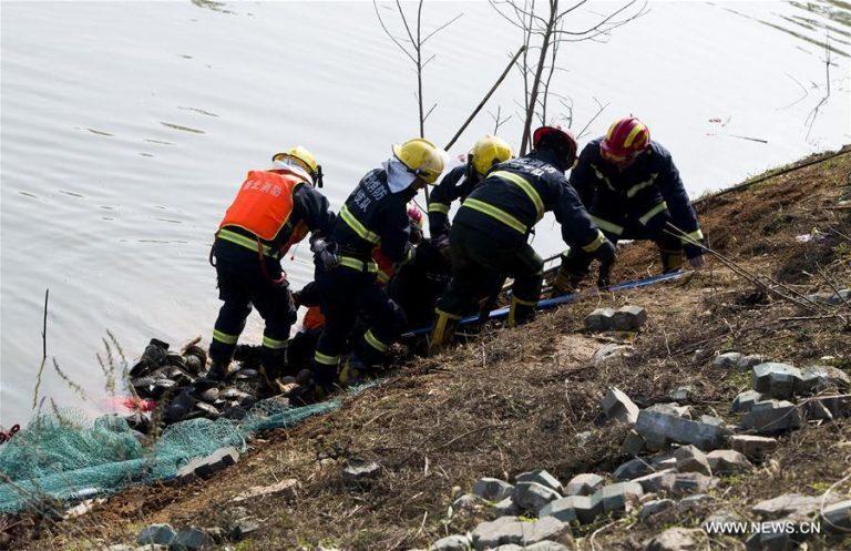 Τροχαίο με 18 νεκρούς στην Κίνα   Newsit.gr