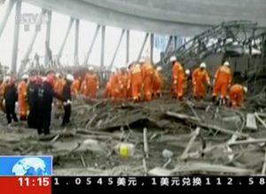 Τραγωδία στην Κίνα: 40 νεκροί σε εργατικό δυστύχημα