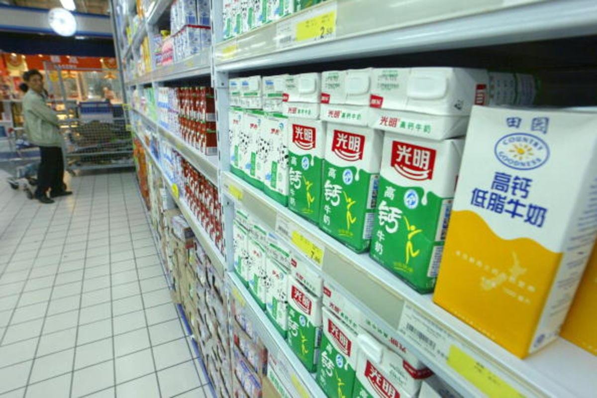 Νέο σκάνδαλο με γάλα από την Κίνα | Newsit.gr