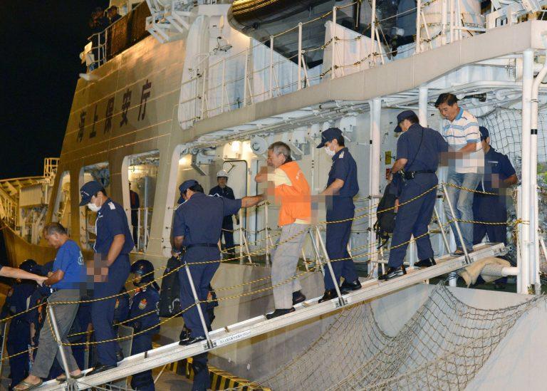 Απελαύνονται οι Κινέζοι που συνελήφθησαν στο νησάκι | Newsit.gr