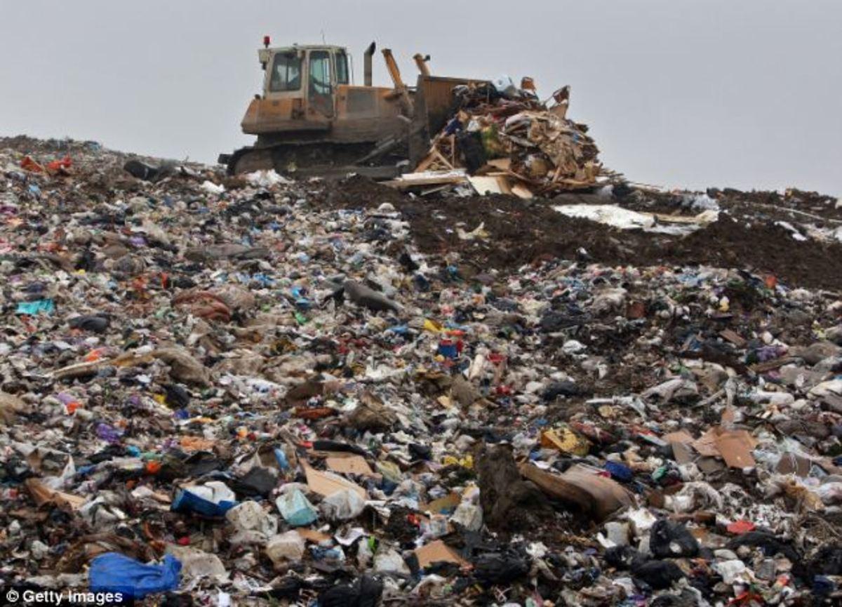 Η Κίνα επιστρέφει τα σκουπίδια της Μεγάλης Βρετανίας
