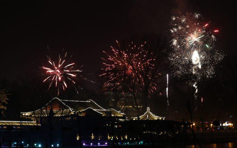 Πρωτοχρονιά σήμερα στην Κίνα – Εντυπωσιακές ΦΩΤΟ | Newsit.gr