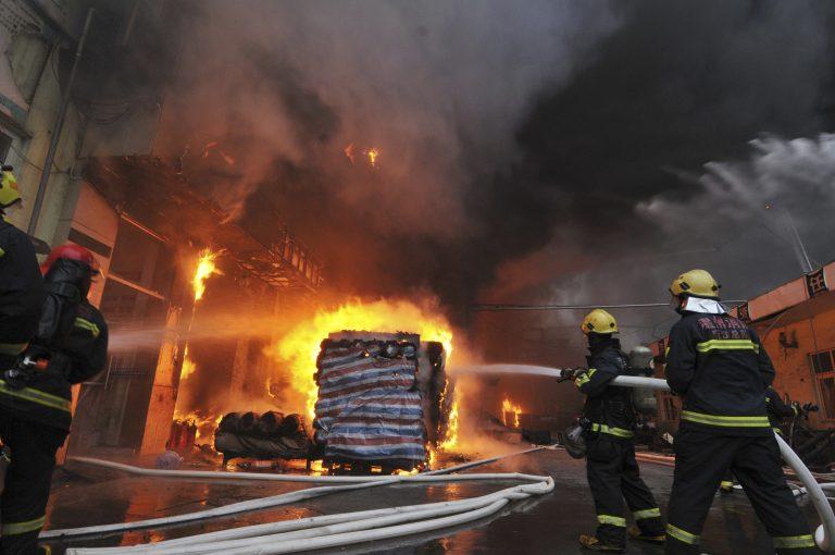 Επτά παιδιά νεκρά από πυρκαγιά σε ξενώνα αστέγων | Newsit.gr