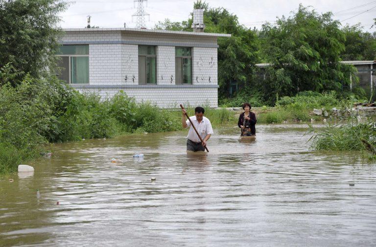 Φονικές πλημμύρες στην Κίνα – Παγιδευμένοι 450 εργαζόμενοι   Newsit.gr