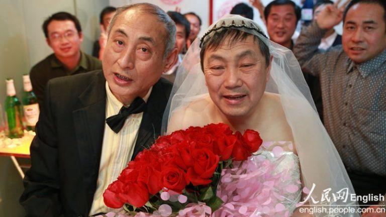 Κινέζοι παππούδες ήρθαν εις γάμου κοινωνίαν (ΦΩΤΟ) | Newsit.gr