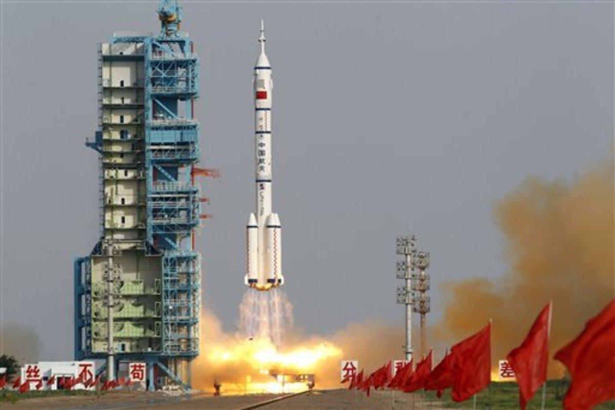 Τον ερχόμενο Ιούνιο η επανδρωμένη αποστολή της Κίνας στο διάστημα | Newsit.gr